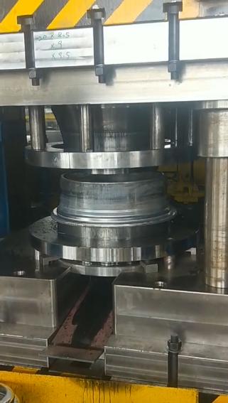 镁合金轮毂成型模具